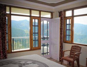 Shimla homestay room