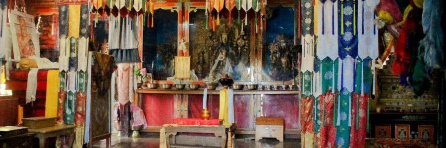 Lahaul Spiti Monastery Spiritual tour