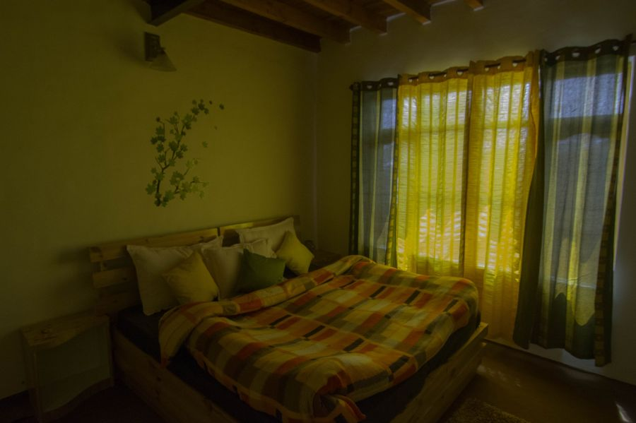 Accommodations in lahaul spiti