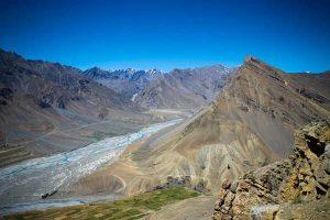 Himachal-Pradesh- Spiti-river
