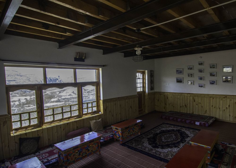 Homestays in Lahaul SPiti