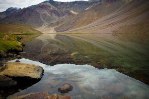 Chandrataal lake day hike