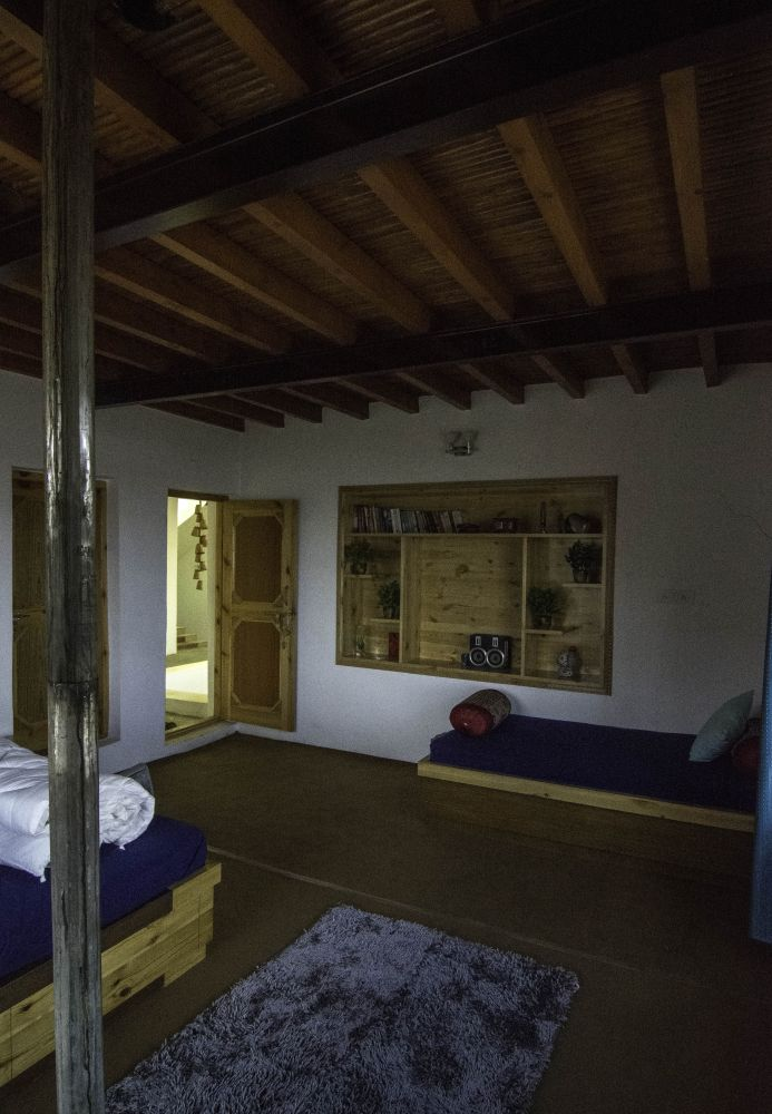 Guest house in lahaul spiti