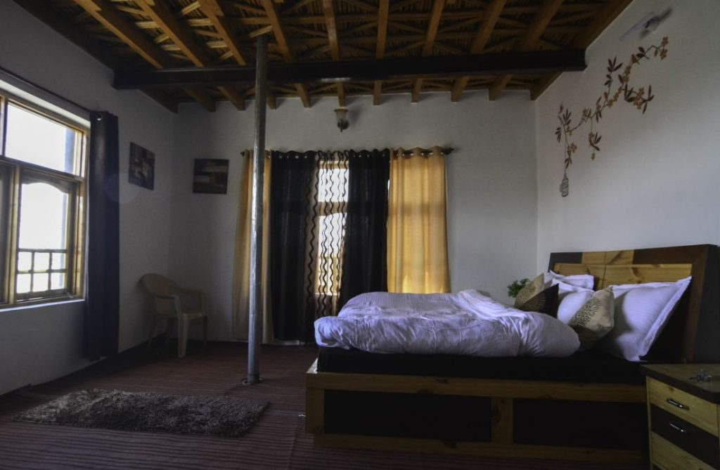 Homestays and guesthouses in Lahaul Spiti