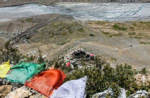 India Himalaya Mountains travel Key monastery